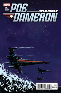Star Wars: Poe Dameron #3 (Walsh Cover)