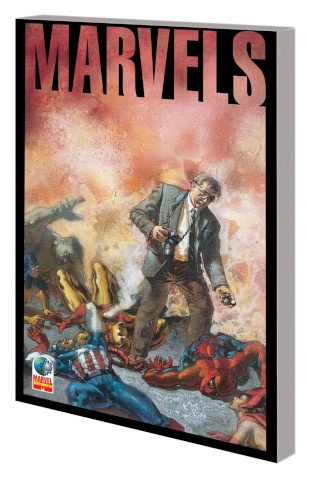 Marvels Companion