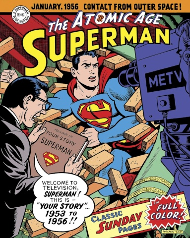 Superman: The Atomic Age Sundays Vol. 2: 1953-1956