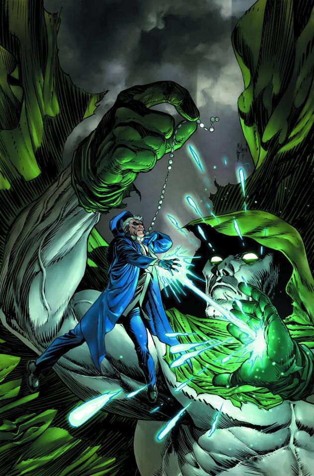 Trinity of Sin: The Phantom Stranger #20