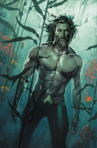 Aquaman #47 (Variant Cover)