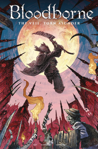 Bloodborne #13 (Stokely Cover)