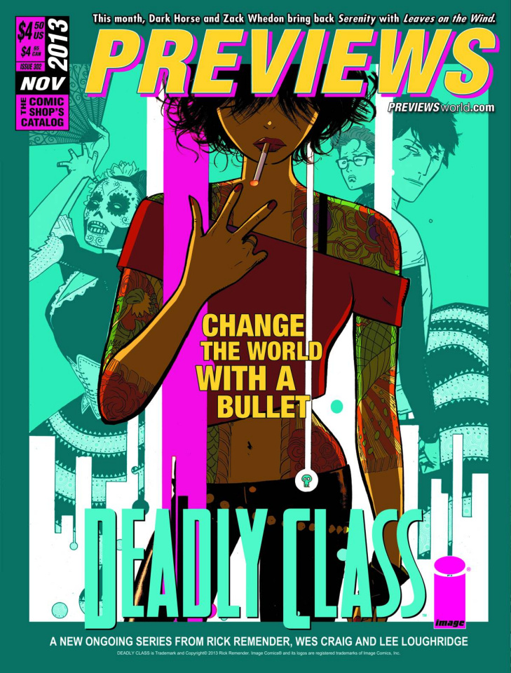 Previews #302 (November 2013)