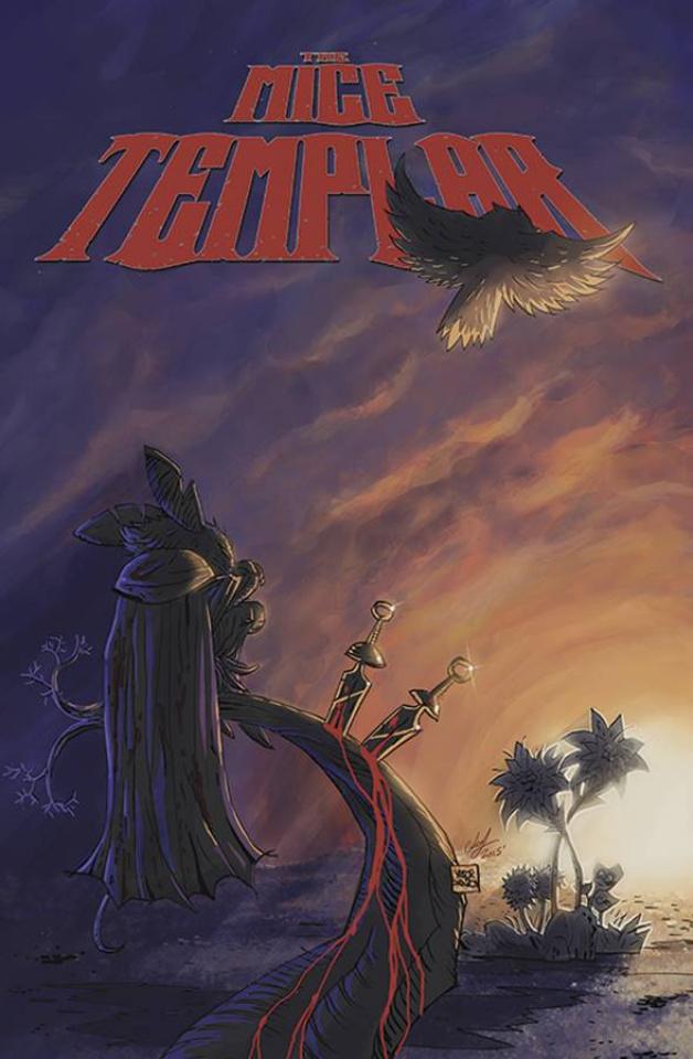 The Mice Templar: Night's End #5 (Santos & Free Cover)