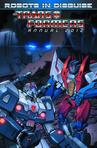 The Transformers: Robots in Disguise Annual 2012