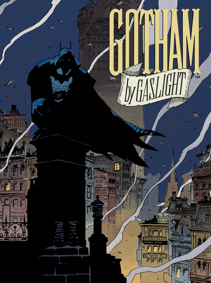 Absolute Gotham By Gaslight