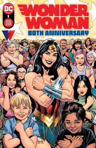 Wonder Woman: 80th Anniversary 100-Page Super Spectacular #1 (Yanick Paquette Cover)