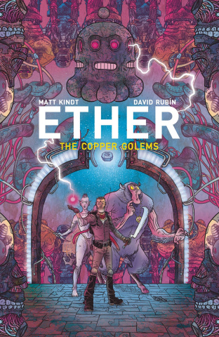 Ether II Vol. 2: The Copper Golems