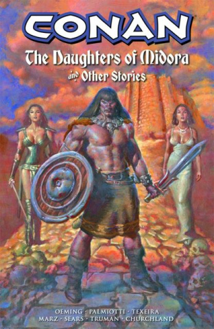 Conan: The Daughters of Midora & Other Stories