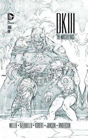 Dark Knight III: The Master Race #1 (Collector's Edition)