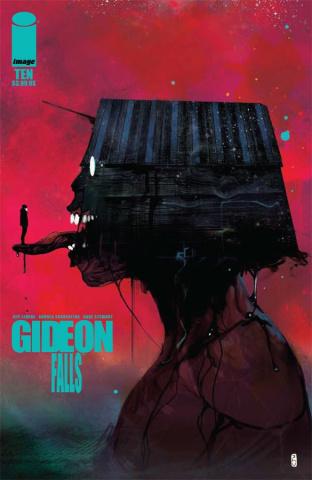 Gideon Falls #10 (Ward Cover)