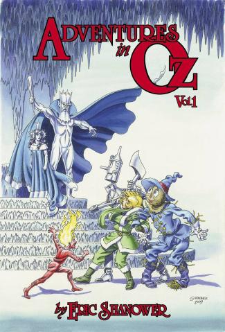 Adventures in Oz Vol. 1