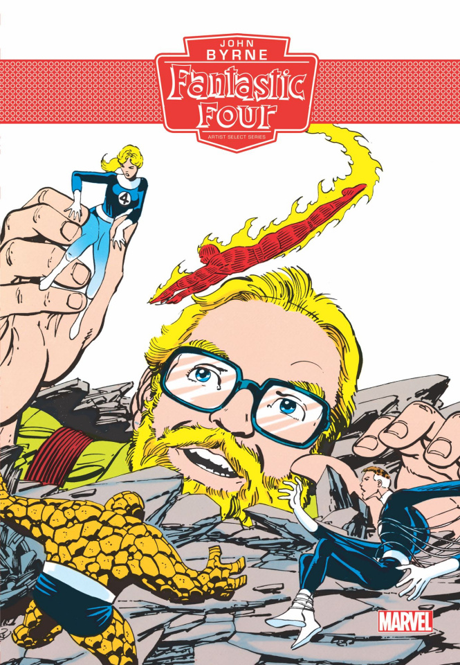 John Byrne: Fantastic Four - Artist Select Series