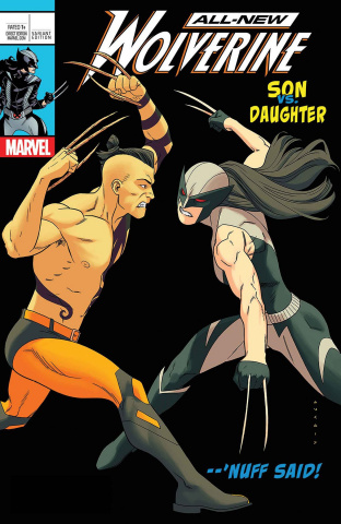 All-New Wolverine #25 (Anka Cover)