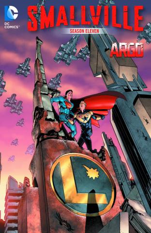 Smallville, Season 11 Vol. 4: Argo