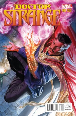 Doctor Strange #2 (Ross Cover)