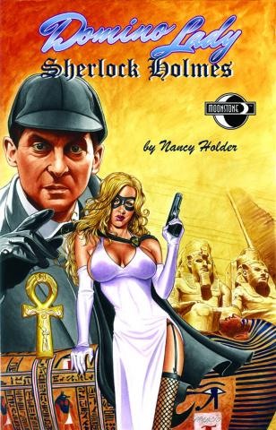 Domino Lady / Sherlock Holmes #2