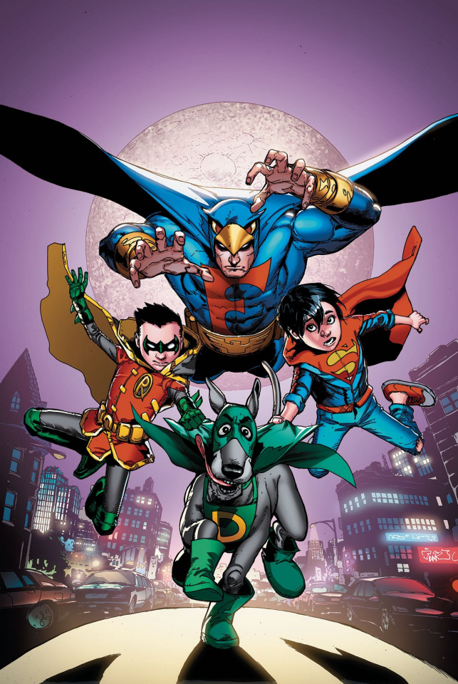 DC Meets Hanna Barbera Vol. 2