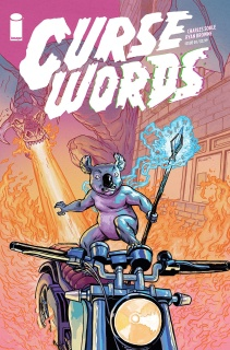 Curse Words #1 (Margaret Cover)