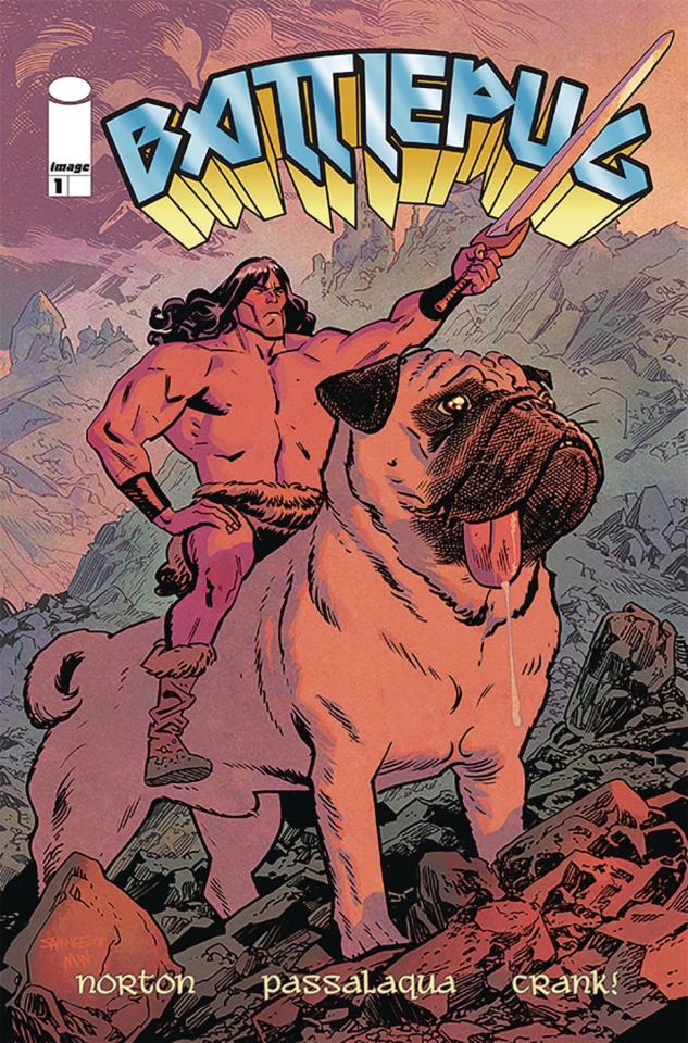 Battlepug #1 (Samnee & Wilson Cover)