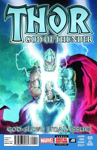 Thor: God of Thunder #25 (2nd Printing)