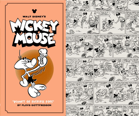 Mickey Mouse Vol. 10: Planet of Faceless Foes