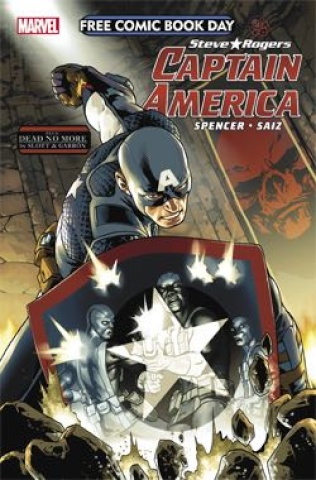 Captain America #1 (FCBD 2016 Edition)