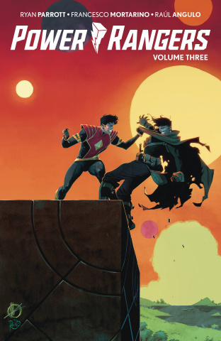 Power Rangers Vol. 3