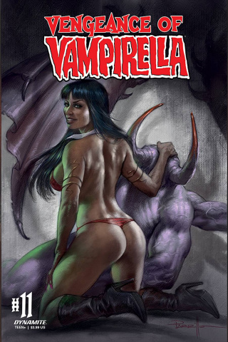 Vengeance of Vampirella #11 (Parrillo Cover)
