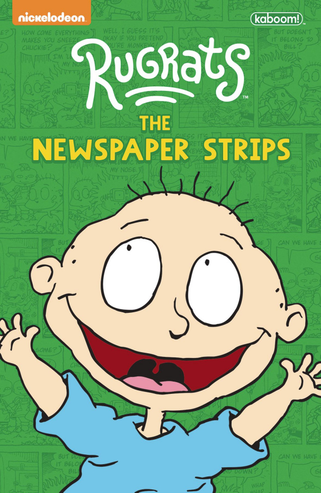 Rugrats: The Newspaper Strips