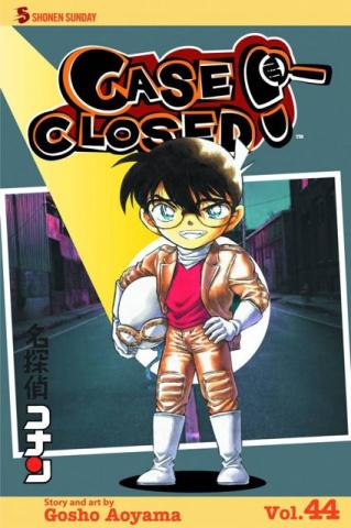Case Closed Vol. 44