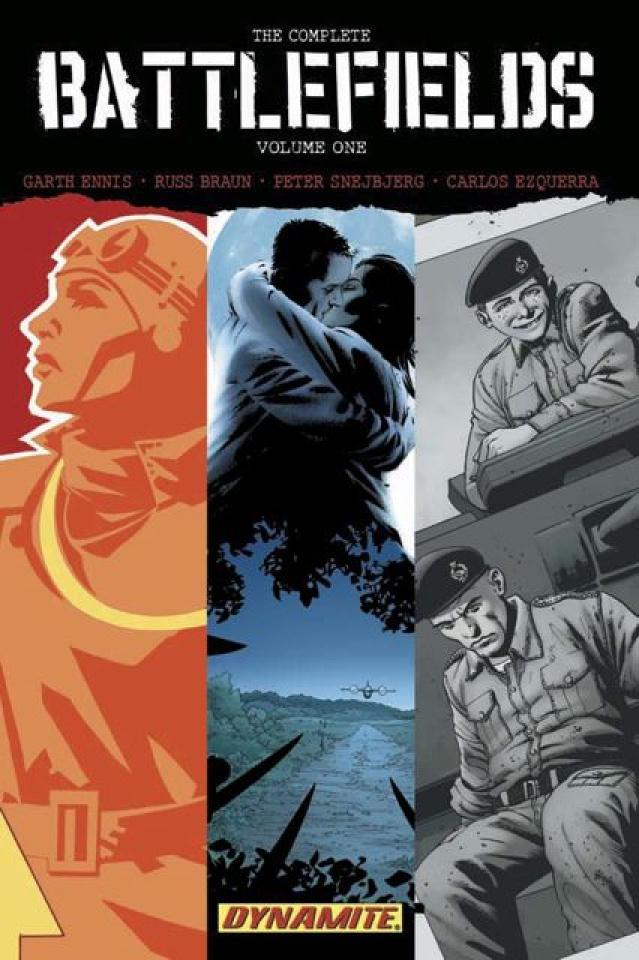 Garth Ennis' Complete Battlefields Vol. 1