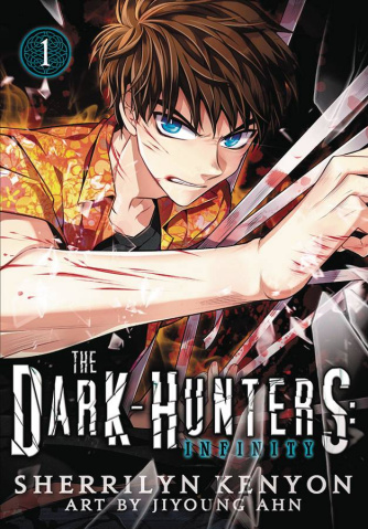 The Dark-Hunters: Infinity Vol. 1