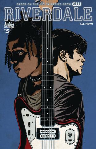 Riverdale #5 (Matthew Dow Smith Cover)