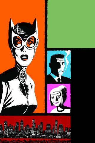 Catwoman Vol. 2: No Easy Way Down