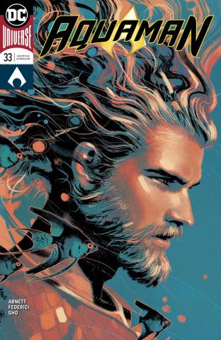 Aquaman #33 (Variant Cover)