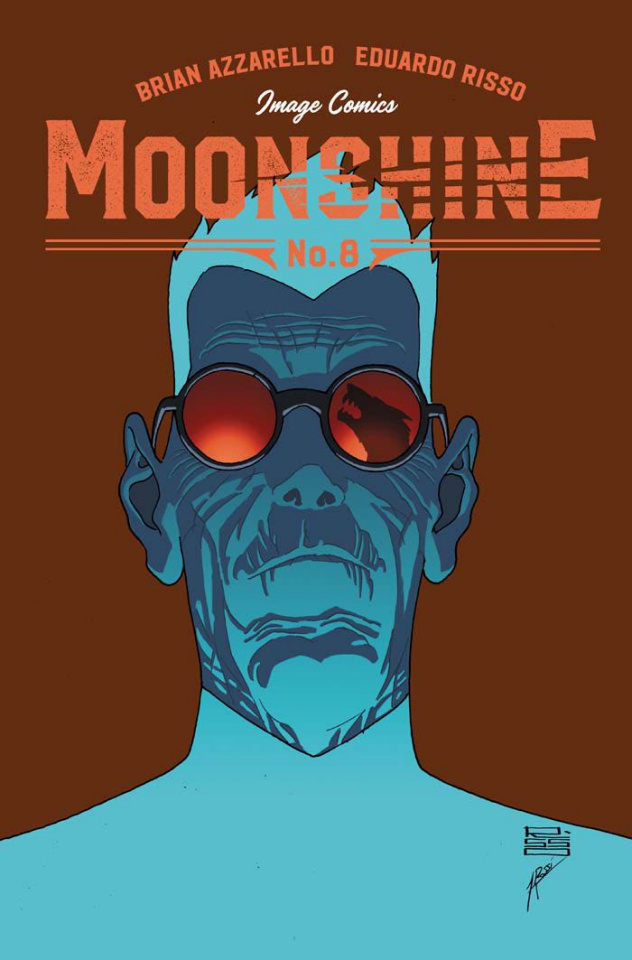 Moonshine #8 (Risso Cover)