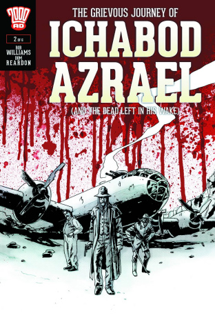The Grievous Journey of Ichabod Azrael #2 (Reardon Cover)