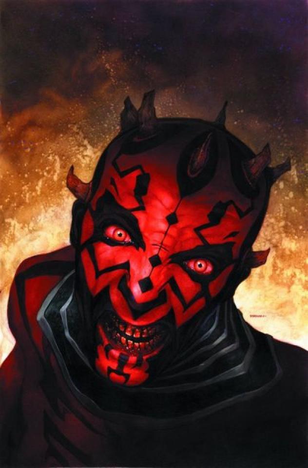 Star Wars: Darth Maul - Death Sentence #1