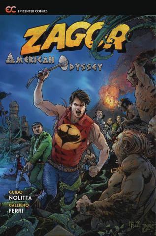 Zagor: American Odyssey