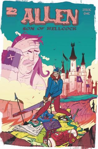 Allen: Son of Hellcock