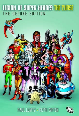 The Legion of Super Heroes: The Curse