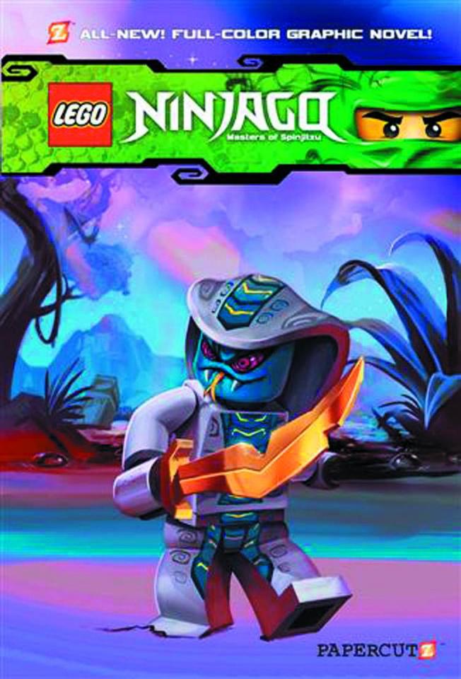 Ninjago Vol. 9