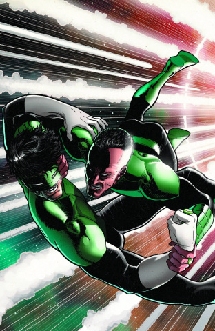 Green Lantern: New Guardians #19