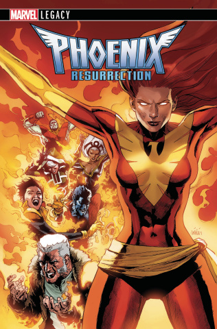 Phoenix Resurrection: The Return of Jean Grey #1 (2nd Printing)