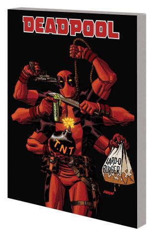 Deadpool by Daniel Way Vol. 4