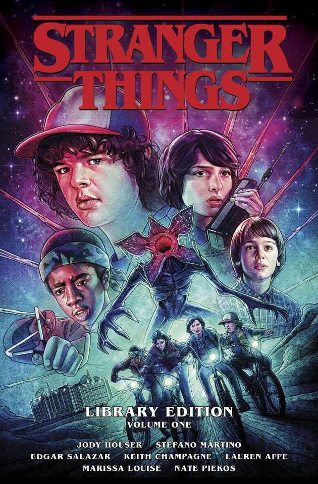 Stranger Things Vol. 1 (Library Edition)