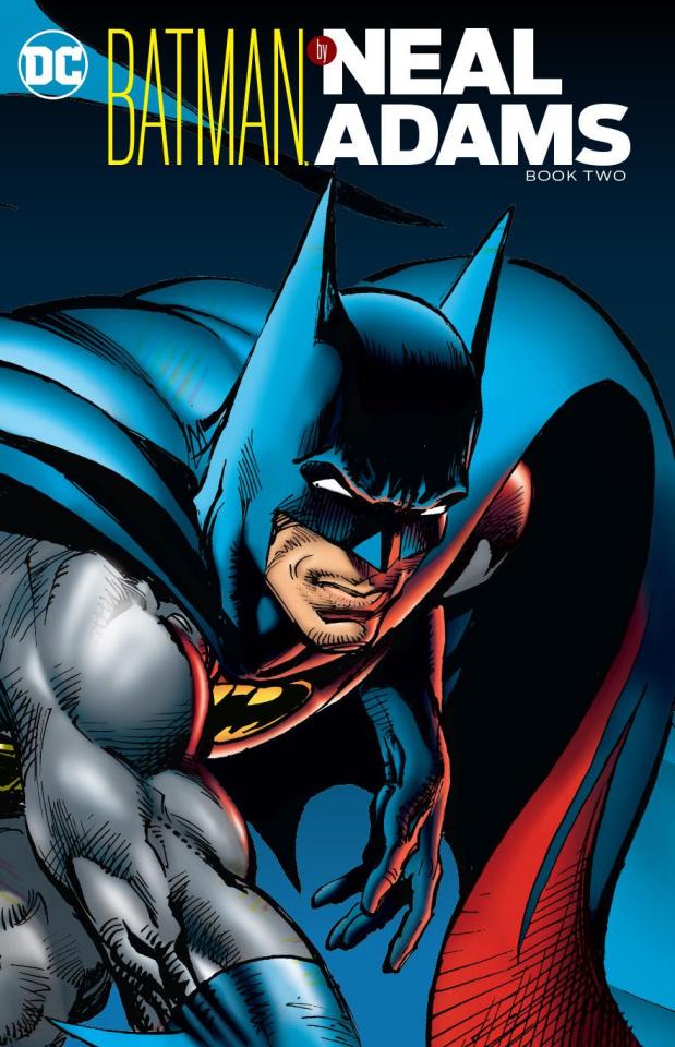 Batman by Neal Adams Book 2