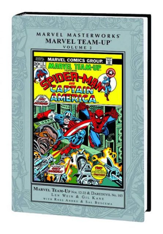Marvel Team-Up (Marvel Masterworks)