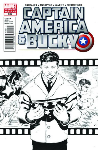 Captain America & Bucky #620 (2nd Printing)